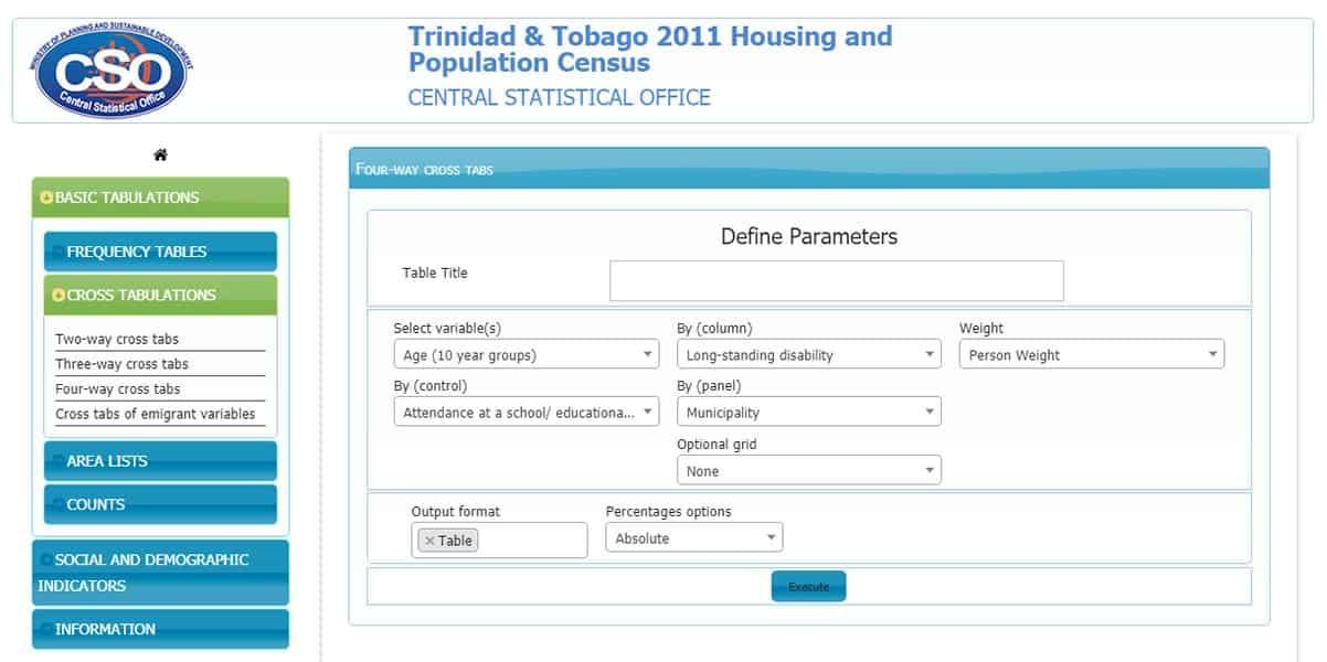 2011 Census Online